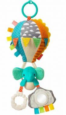 B-Kids Soft Go-Gaga Playtime Pal Hot Air Balloon