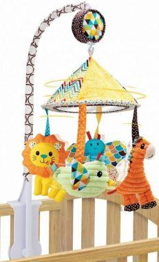 B-Kids Carousel Musical Mobile