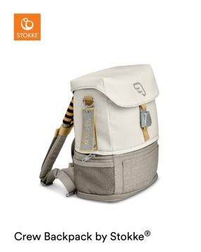 JetKids™ by Stokke® Crew Backpack White