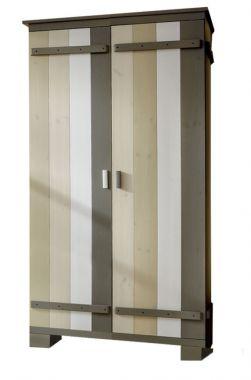 Merlin Kledingkast 2-deurs