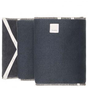 Koeka Boxbumper Runa Dark Grey 180 x 30 cm