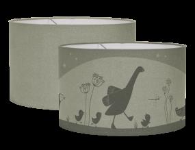 Little Dutch Hanglamp Silhouette Little Goose Olive