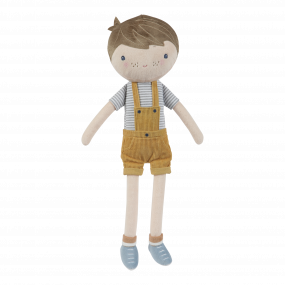 Little Dutch Knuffelpop Jim 50 cm