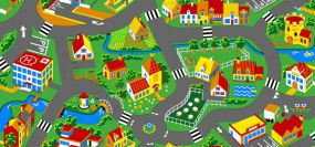Speelkleed Little Village