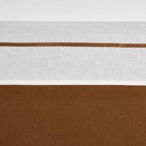 Meyco Wieglaken Bies Velvet Camel 100 x 150 cm