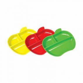 Munchkin Lil` Apples Plates bordenset 3 stuks