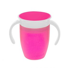 Munchkin Miracle 360°  Trainer Cup + Handgreep