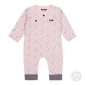 Dirkje Girls Babysuit Light Pink