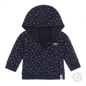 Dirkje Jongens Babyvestje Navy Blue
