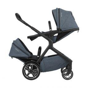 Ook geschikt voor 2 kindjes (d.m.v. los verkrijgbare accessoires).