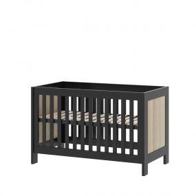 Cabino Baby Bed Zwart Oklahoma