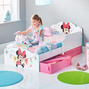 Minnie Mouse Ledikant Met Lades