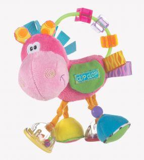 Playgro Activity Rattle Clopette