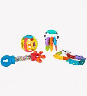 Playgro Twist And Chew Activity Pack