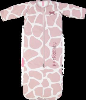 Puckababy Slaapzak The Bag 4 Seasons Giraph Candy 6m/2,5 Jaar