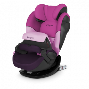Cybex Autostoel Pallas M-Fix Purple Rain