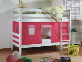 Beni Stapelbed Pink Hearts