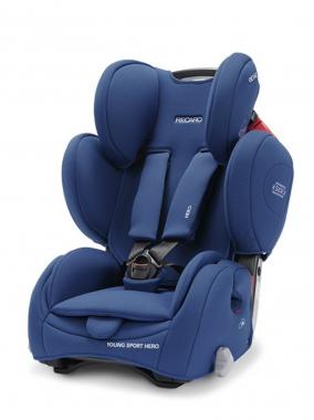 Recaro Autostoel Groep 1 2 3 Young Sport Hero Energy Blue