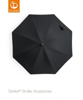 Stokke® Parasol Zwart
