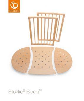 Stokke® Sleepi™ Ledikant Extension Kit Natural
