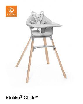 Stokke® Clikk™ Kinderstoel Cloud Grey
