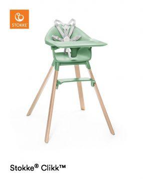 Stokke® Clikk™ Kinderstoel Clover Green