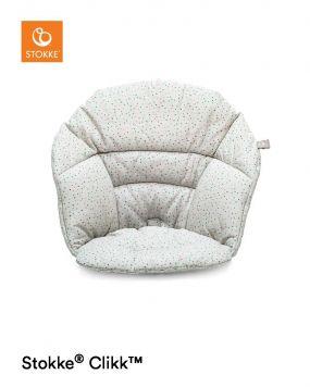 Stokke® Clikk™ Kussen Soft Grey Sprinkles