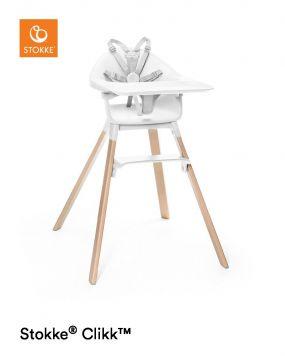 Stokke® Clikk™ Kinderstoel White