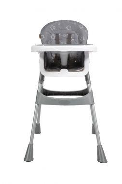 Topmark Kinderstoel Basic Jess Grey