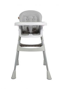 Topmark Kinderstoel Basic Jess Silver