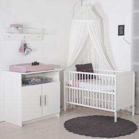 Bebies First Babykamer Tess Dicht 2-delig