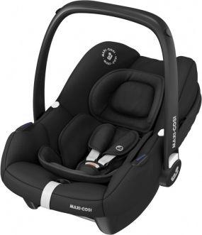 Maxi Cosi Autostoel Tinca Essential Black + Base + Autospiegel