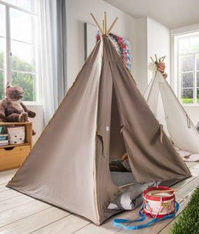 Beds & More Speeltent Tipi Zand / Oker