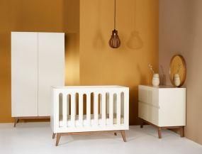 Quax Babykamer Trendy White 3-delig