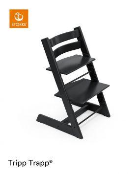 Stokke® Kinderstoel Tripp Trapp® Black