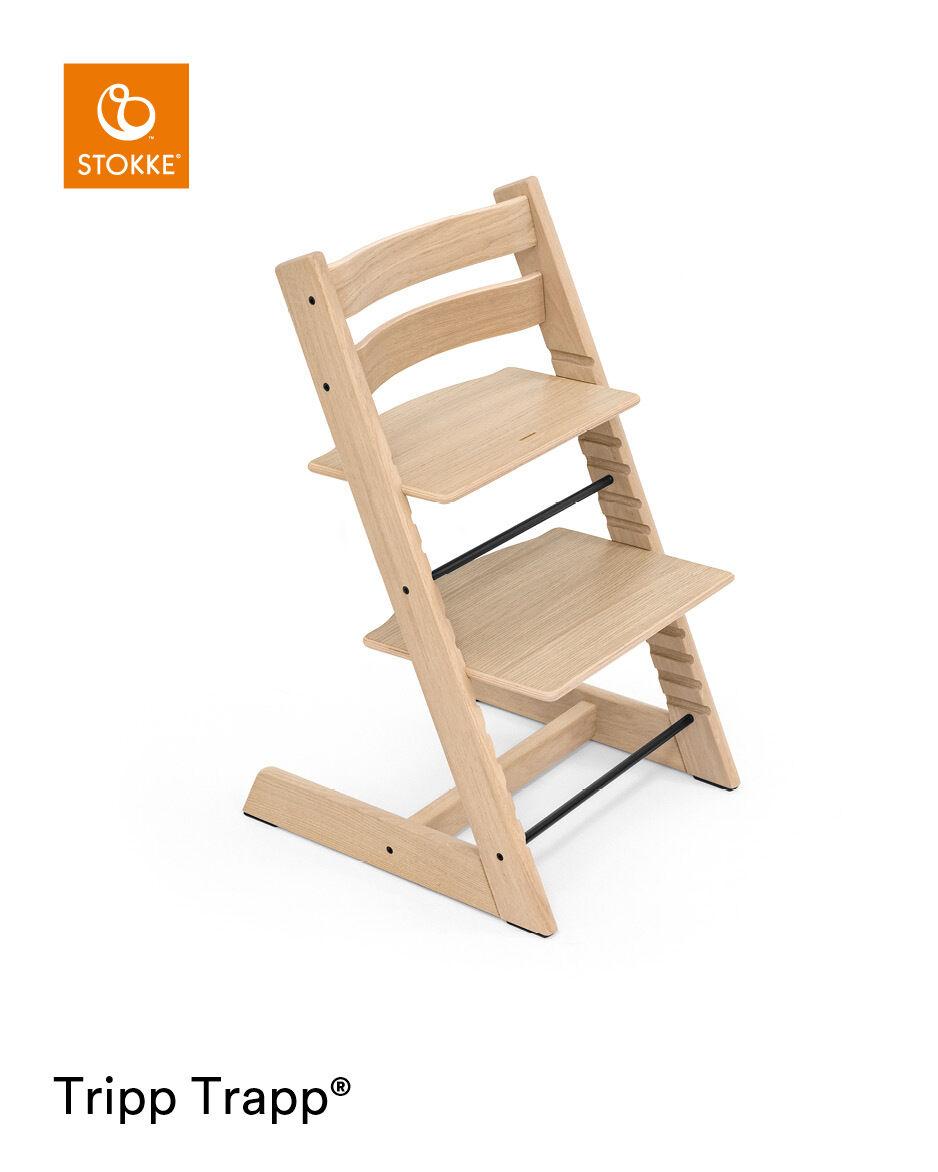 Stokke® Kinderstoel Tripp Trapp® Oak Natural