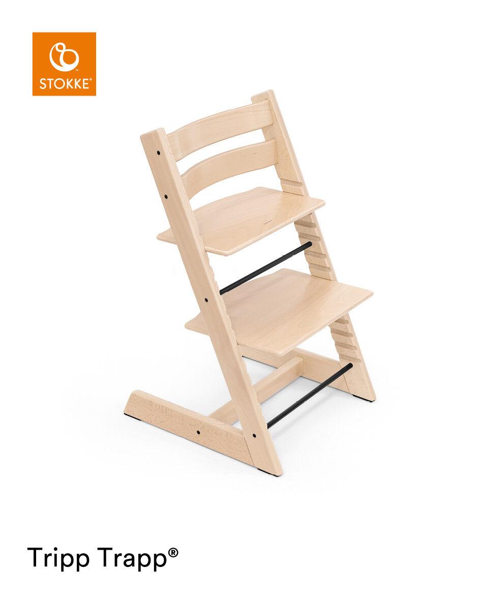 Stokke® Kinderstoel Tripp Trapp® Natural