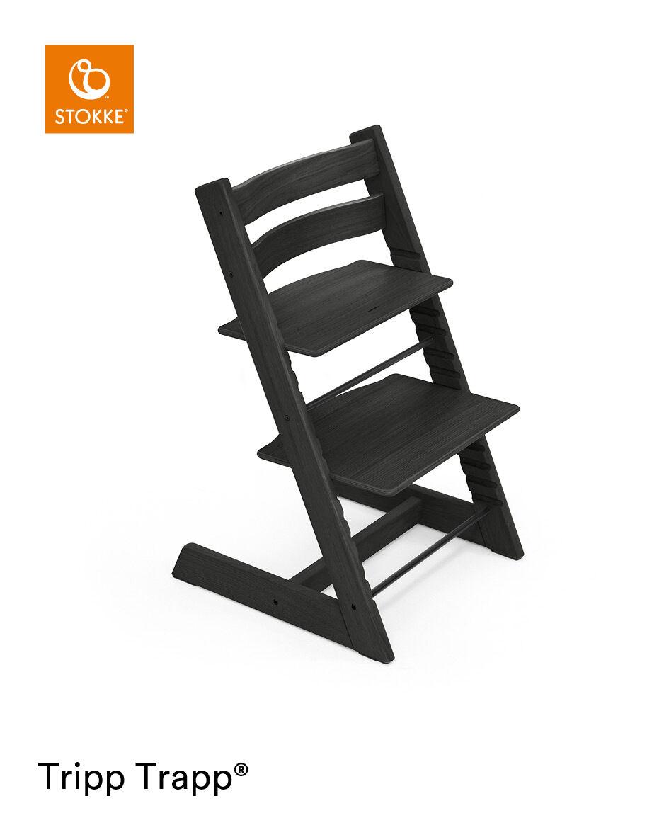 Stokke® Kinderstoel Tripp Trapp® Oak Black