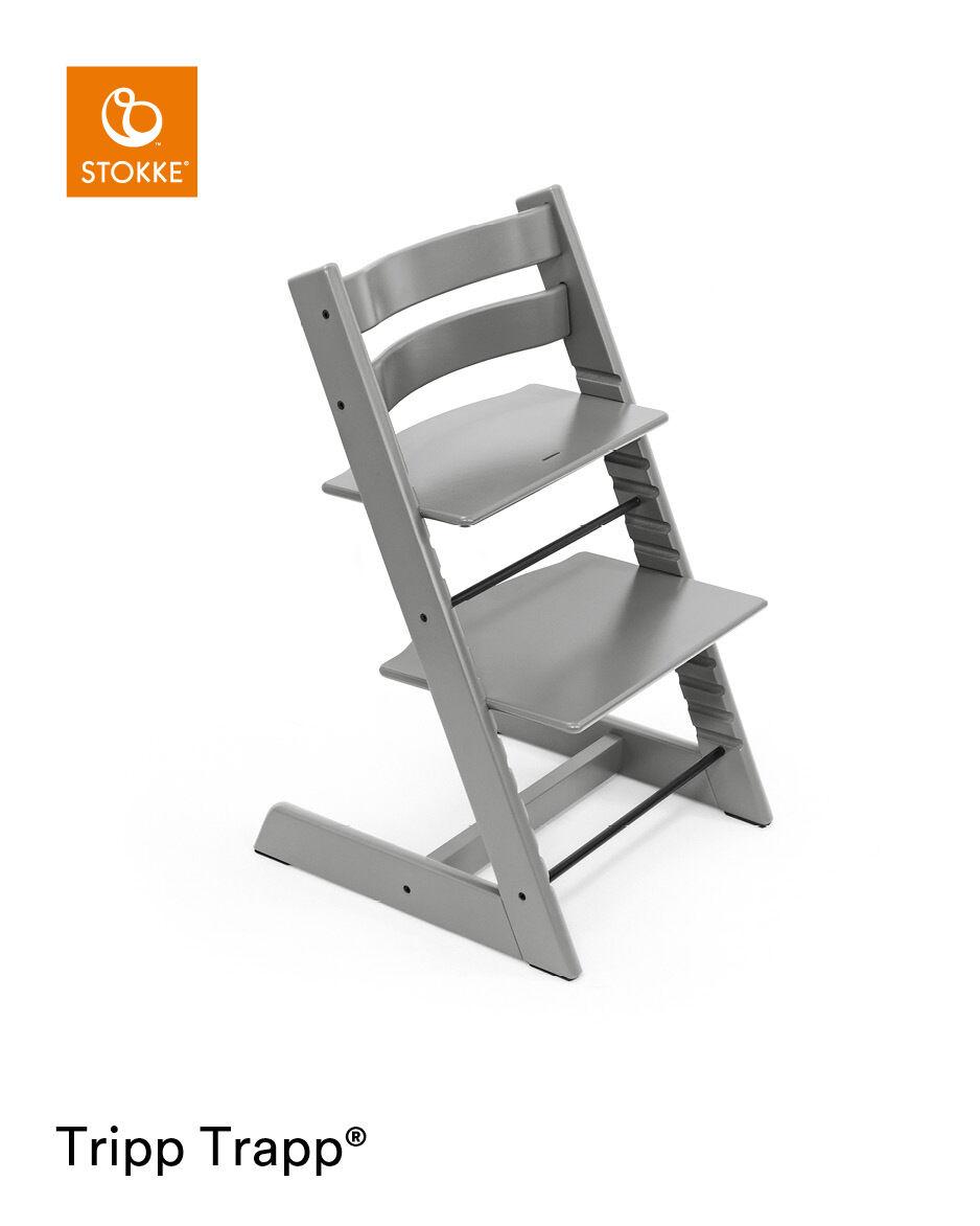 Stokke® Kinderstoel Tripp Trapp® Storm Grey