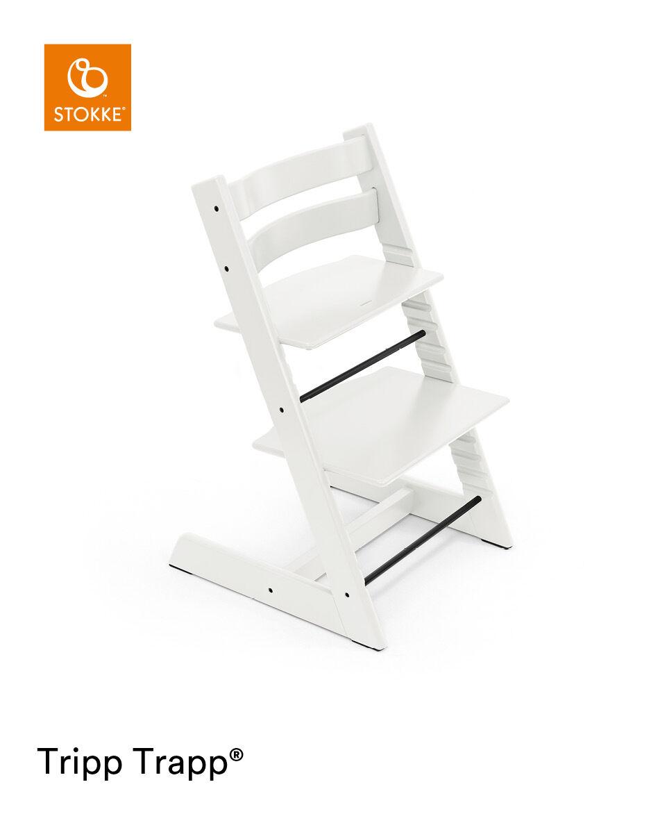 Stokke® Kinderstoel Tripp Trapp® White