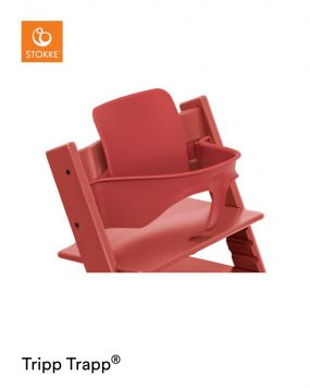 Stokke® Tripp Trapp® Baby Set™ Warm Red