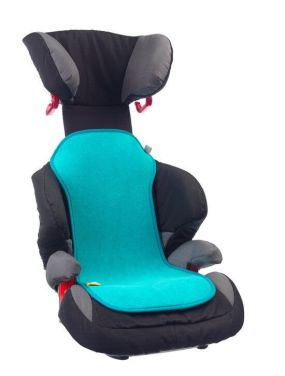 AeroMoov Luchtlaag Autostoel Groep 2 Turquoise