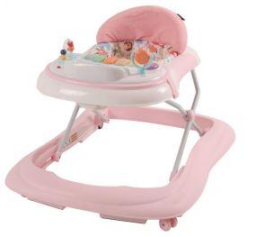 Happy Baby Loopstoel Easy Roze