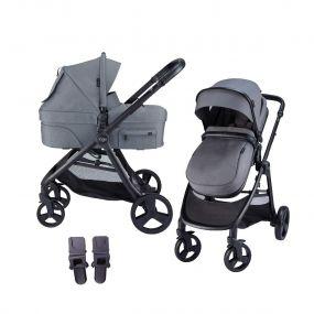 X Adventure Kinderwagen 2in1 X-GO Grey