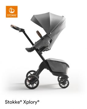 Stokke® Xplory® X Kinderwagen Modern Grey