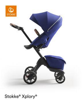 Stokke® Xplory® X Kinderwagen Royal Blue