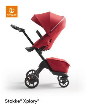 Stokke® Xplory® X Kinderwagen Ruby Red
