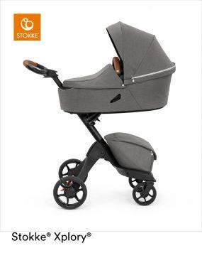 Stokke® Xplory® X Kinderwagen 2in1 Modern Grey
