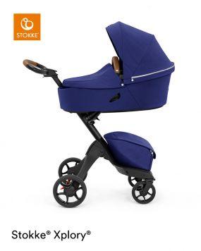 Stokke® Xplory® X Kinderwagen 2in1 Royal Blue