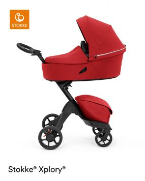 Stokke® Xplory® X Kinderwagen 2in1 Ruby Red